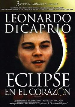 eclipse en el corazón leonardo dicaprio pelicula dvd