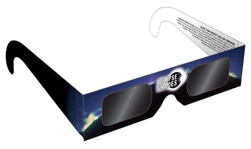 eclipse glasses - ce y iso certified safe eclipse shades - v