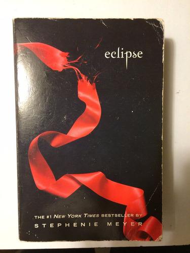eclipse (inglés) - libro 3 saga crepúsculo - stephenie meyer