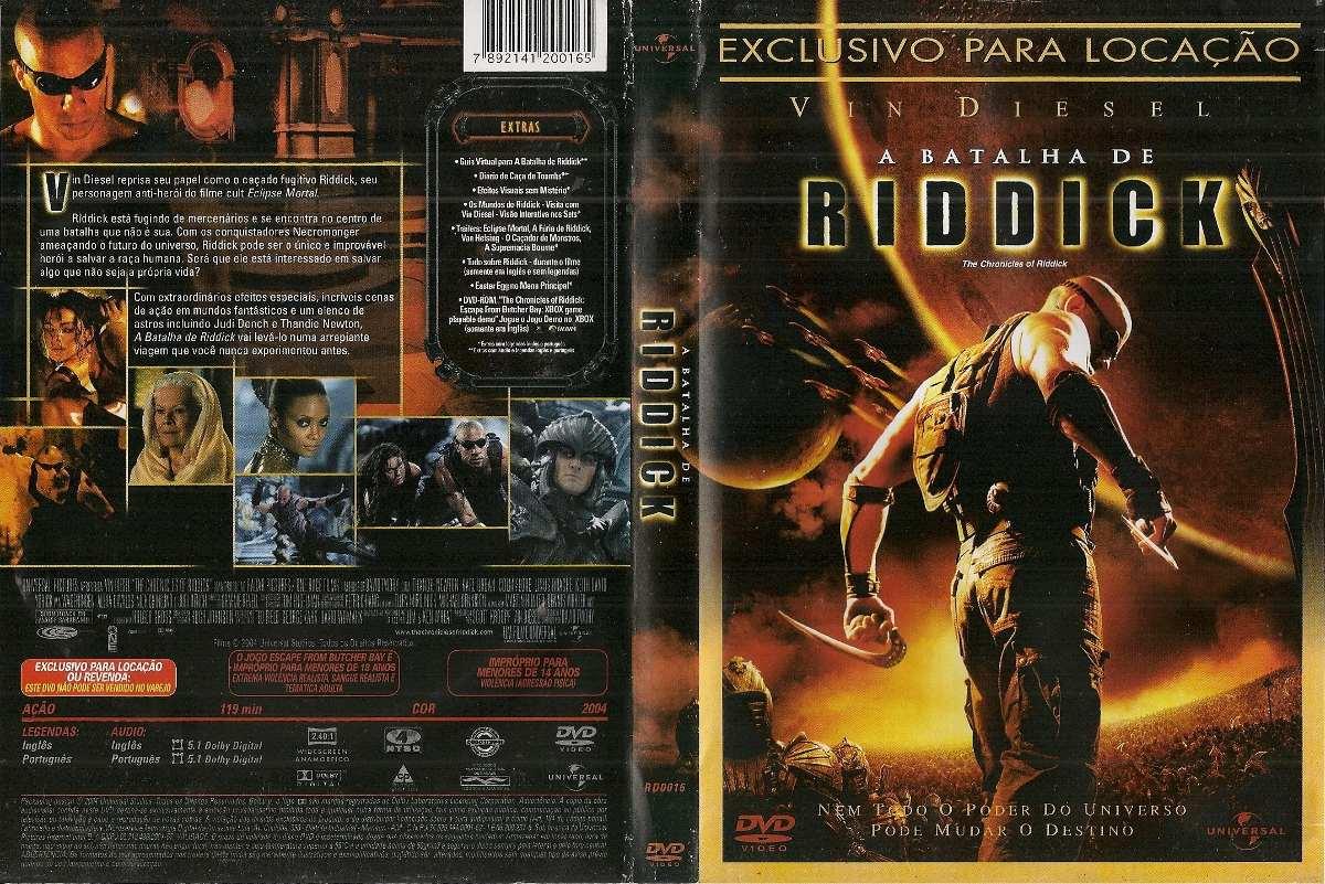 filme a batalha de riddick 3