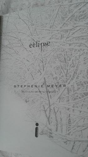eclípse - stephenie meyer
