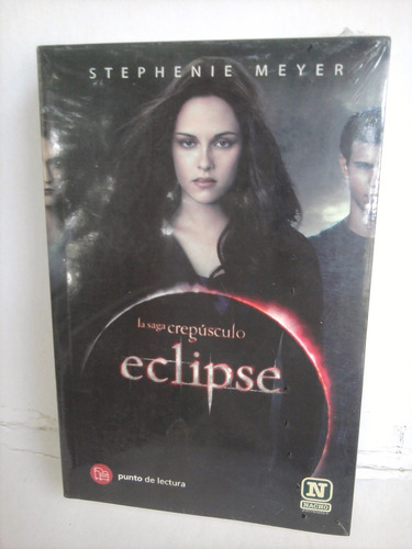 eclipse  , stephenie meyer, novela.