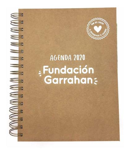 eco agenda planificador 2020 - fundación garrahan - e