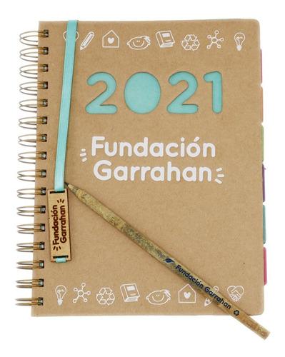 eco agenda planificador 2021 - fundación garrahan - e