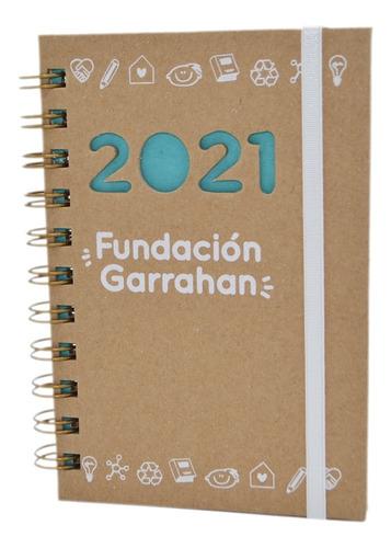 eco agenda pocket 2021 - fundación garrahan - e