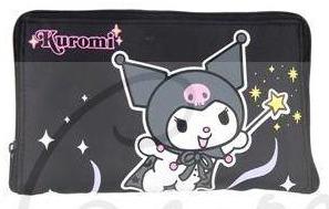 eco bag kuromi bolso ecológico reutilizable y compacto