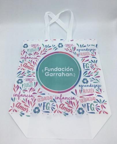 eco bolsa fundación garrahan