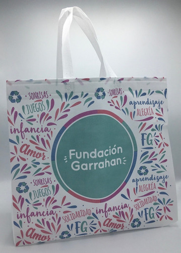 eco bolsa fundación garrahan - e