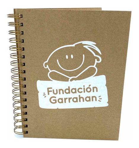 eco cuaderno escolar - fundación garrahan