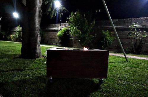 eco fogones decoración, ambientación, estufa ecológica