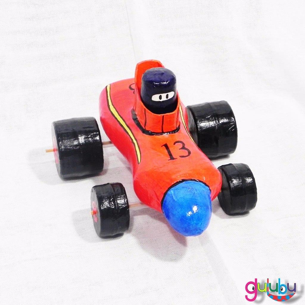 Eco Juguete Autos Hechos En Material Reciclado 170 00 En