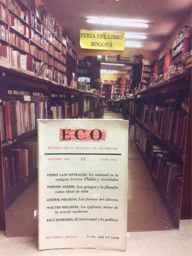 eco. la revista de cultura de occidente