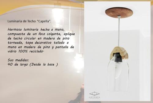 eco-lámpara moderna artería minimalista. pared/techo.