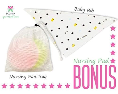 eco - ma nursing pads almohadillas de enfermería