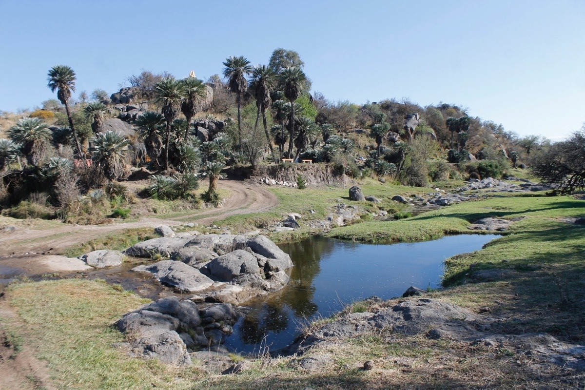 eco parque campo chacra en córdoba zona san carlos mina
