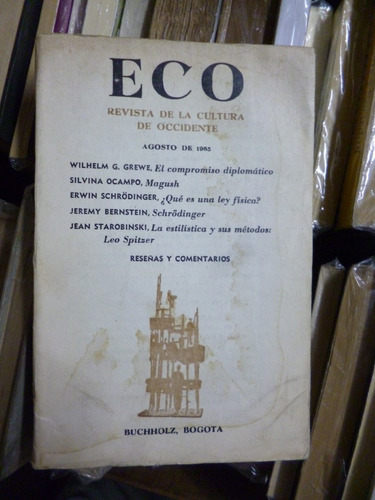 eco. revista de cultura de occidente