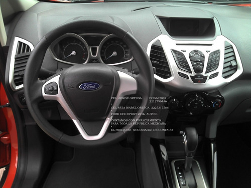 eco sport ford
