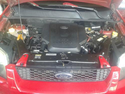 eco sport motor 2.0 2007 roja 5 puertas