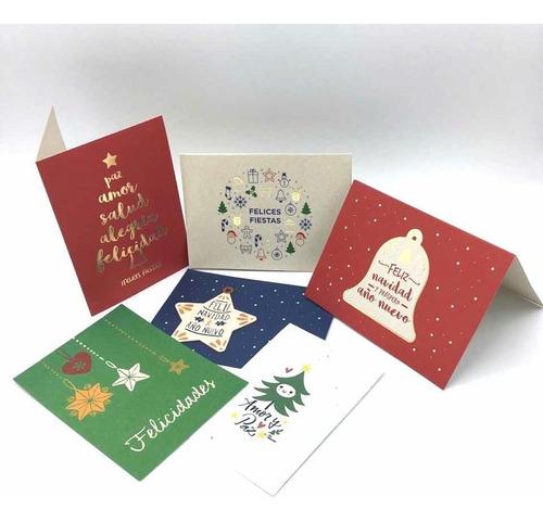 eco tarjetas navideñas fin de año v.1 - fundación garrahan e