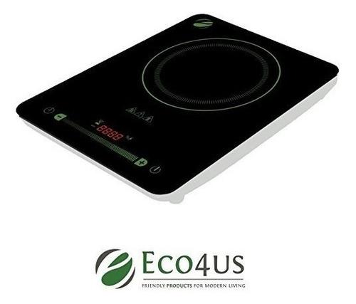 eco4us - estufa de inducción con 10 niveles de temperatura