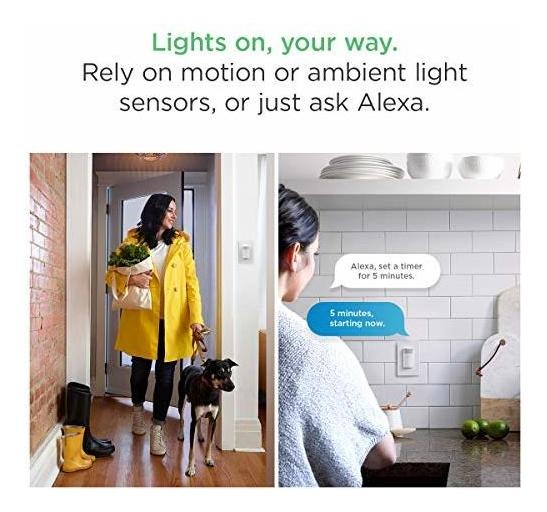 Ecobee Switch Smart Light Switch, Alexa Built-in