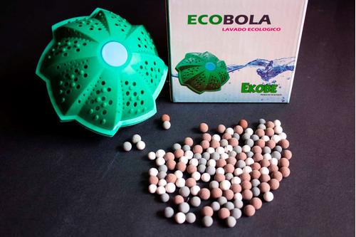 ecobola lavado sin detergente - limpia y deseinfecta