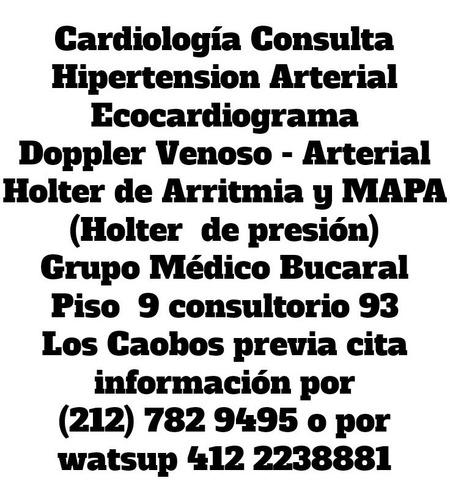 ecocardiograma    holter consulta cardiologia
