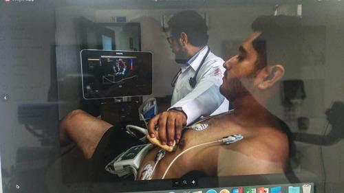 ecocardiograma transtoracico
