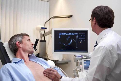 ecodoppler cardiaco a domicilio