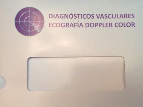 ecodoppler color vascular periferico/flebologia.