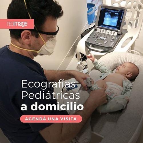 ecografia a domicilio  pediatrica cadera otros