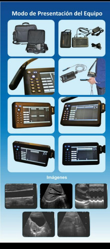 ecografo belson 3000plus (uso veterinario)