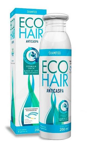 ecohair shampoo anticaspa  200 ml