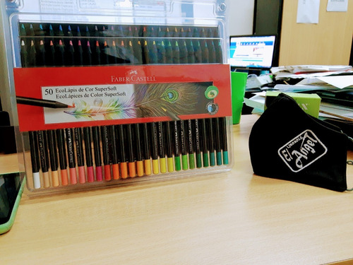 ecolapices faber castell supersoft x50
