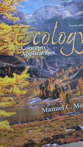 ecología: conceptos y aplicaciones