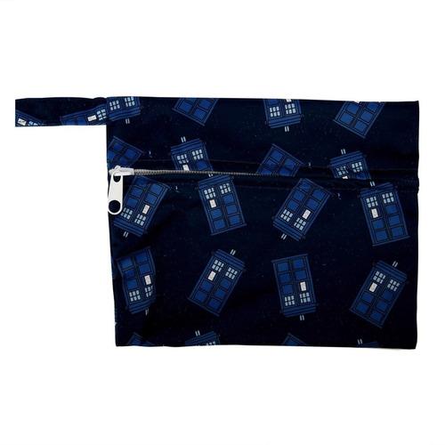 ecológica bolsa toalla lavable reusable femenina pad