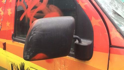 econoline panel carga 2001 desarmo caja motor asiento vidrio