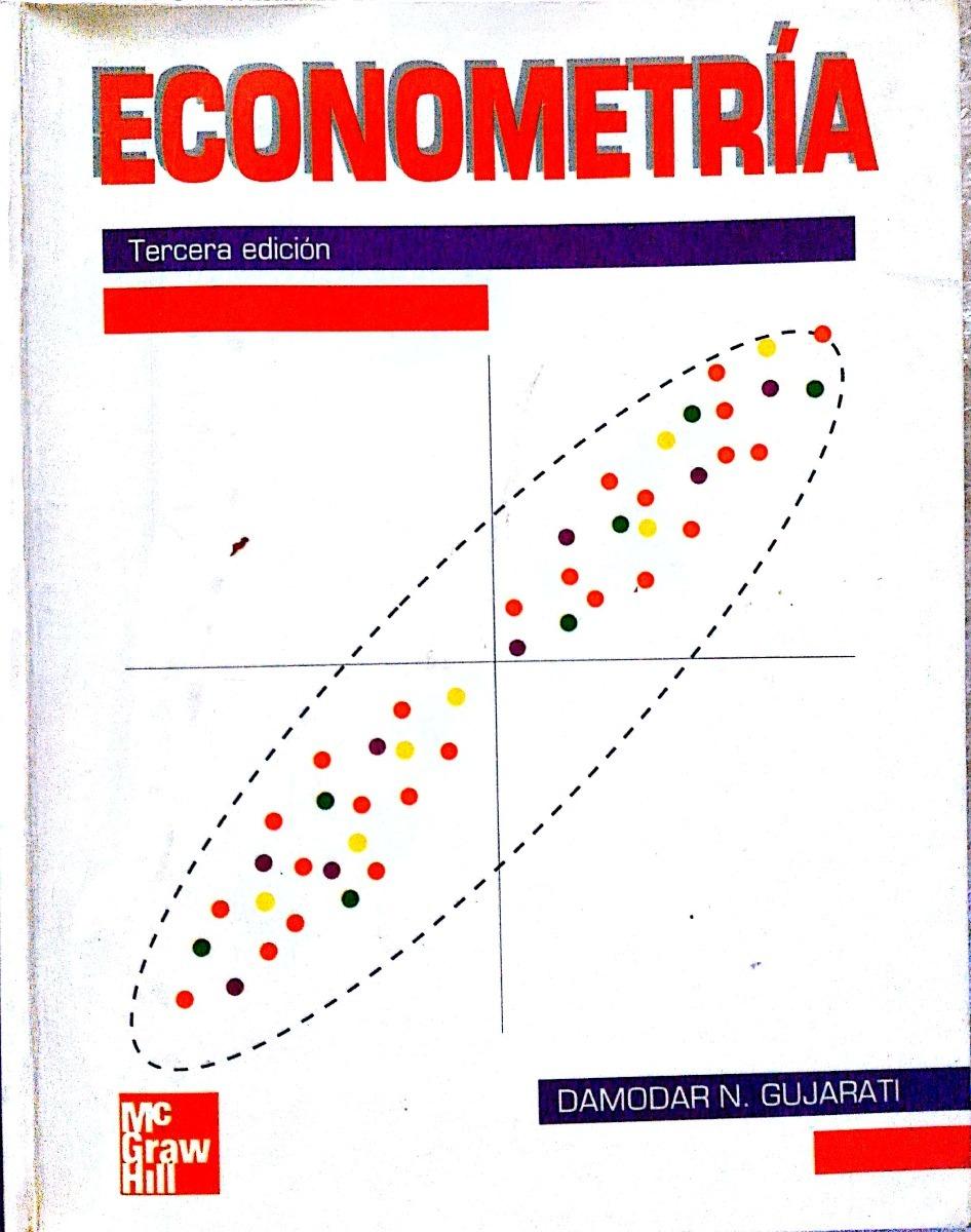 libro de econometria de gujarati