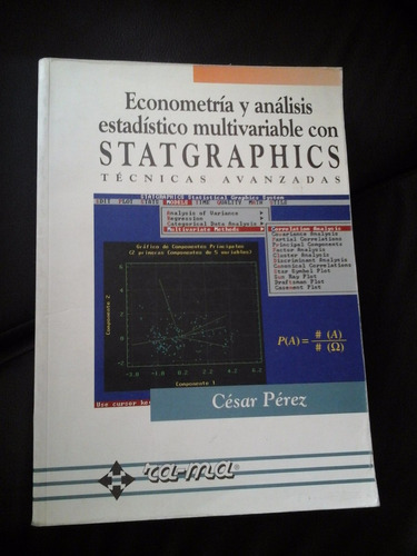 econometria y analisis estadistico multivariable
