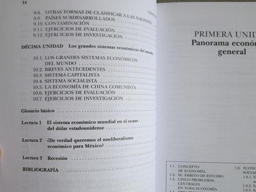 economía básica 6a edición / carpizo - arroyo / limusa