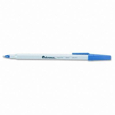 economía bolígrafo varilla a base de aceite pluma tinta azul