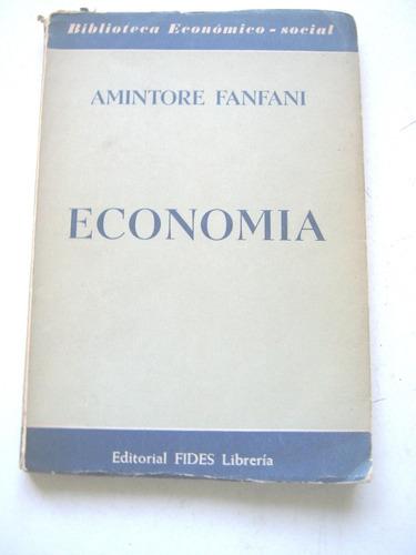economía de amintore dandani