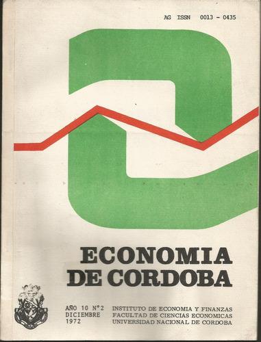 economía de córdoba nº 2