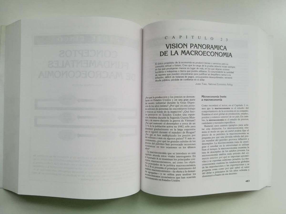 Economía De Samuelson Y Nordhaus - Decimocuarta Edición - $ 690,00