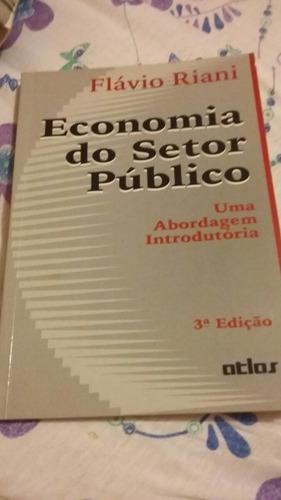 economia do setor público