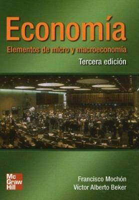 economia elementos de micro y macro 3 ed mochon beker