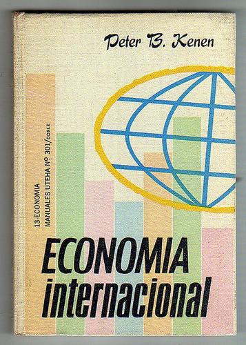 economia internacional, peter b. kenen
