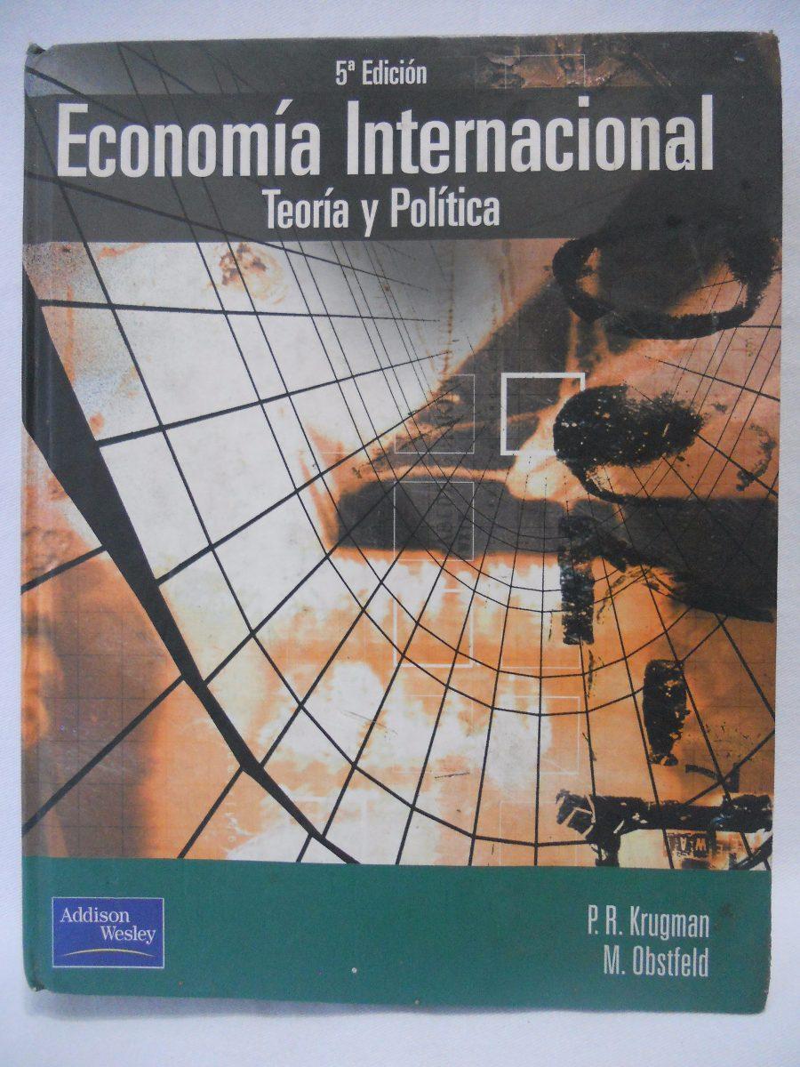 Econom a internacional teor a pol tica krugman obstfeld 5 ed