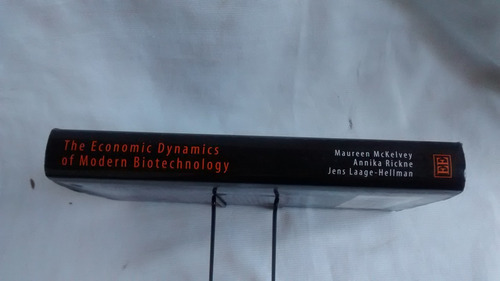 economic dynamics modern biotechnology - mckelvey en ingles