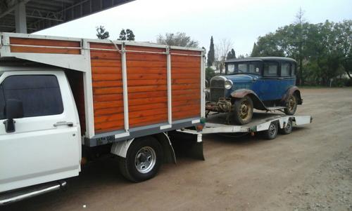 economico, barato, fletes al interior, costa,con trailer..